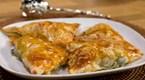 Ispanaklı Muska Böreği