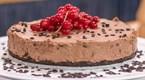 Kakaolu Bisküvili Cheesecake