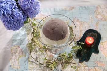 Kakaolu ve Sütlü Dondurma