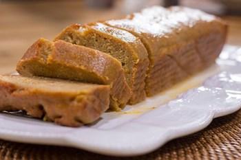 Karabuğdaylı Portakallı Kek