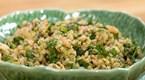 Karidesli Buğday Salatası
