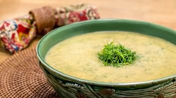 Kefirli Sebze Çorbası