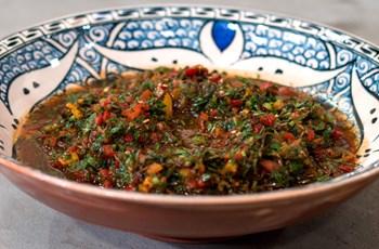 Kekik Salatası