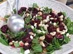 Kereviz ve Pancarlı Salata