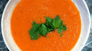 Kök Sebze Çorbası
