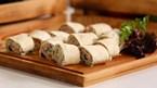 Kuru Üzümlü Hindi Salamlı Dürümler