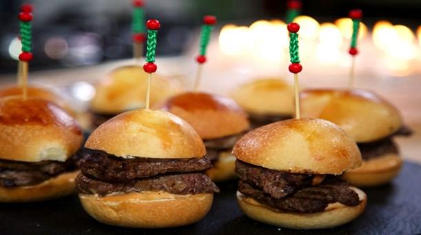Lokum Bonfileli Hamburgerler Tarifi