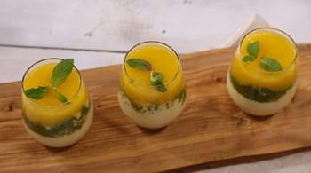 Mango Puding