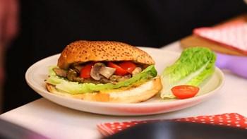 Mantar Burger