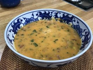 Mantarlı Tarhana Çorbası