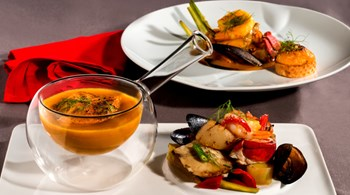 Bouillabaise  Çorbası