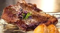 Mavi Peynir Soslu Porter Steak