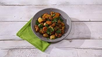 Maydanozlu Patates