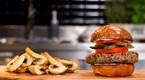 Meksika Fasulyeli ve Kinoalı Burger
