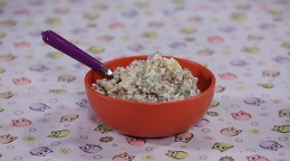Mercimek ve Bulgurlu Salata