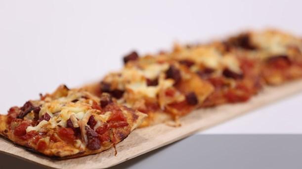 Milföy Pizzalar