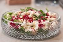 Narlı Tere Salatası