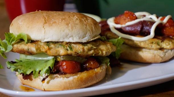 Nohut Burger