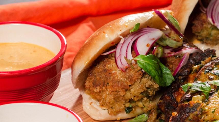 Nohutburger