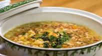 Nohutlu Sebze Çorbası