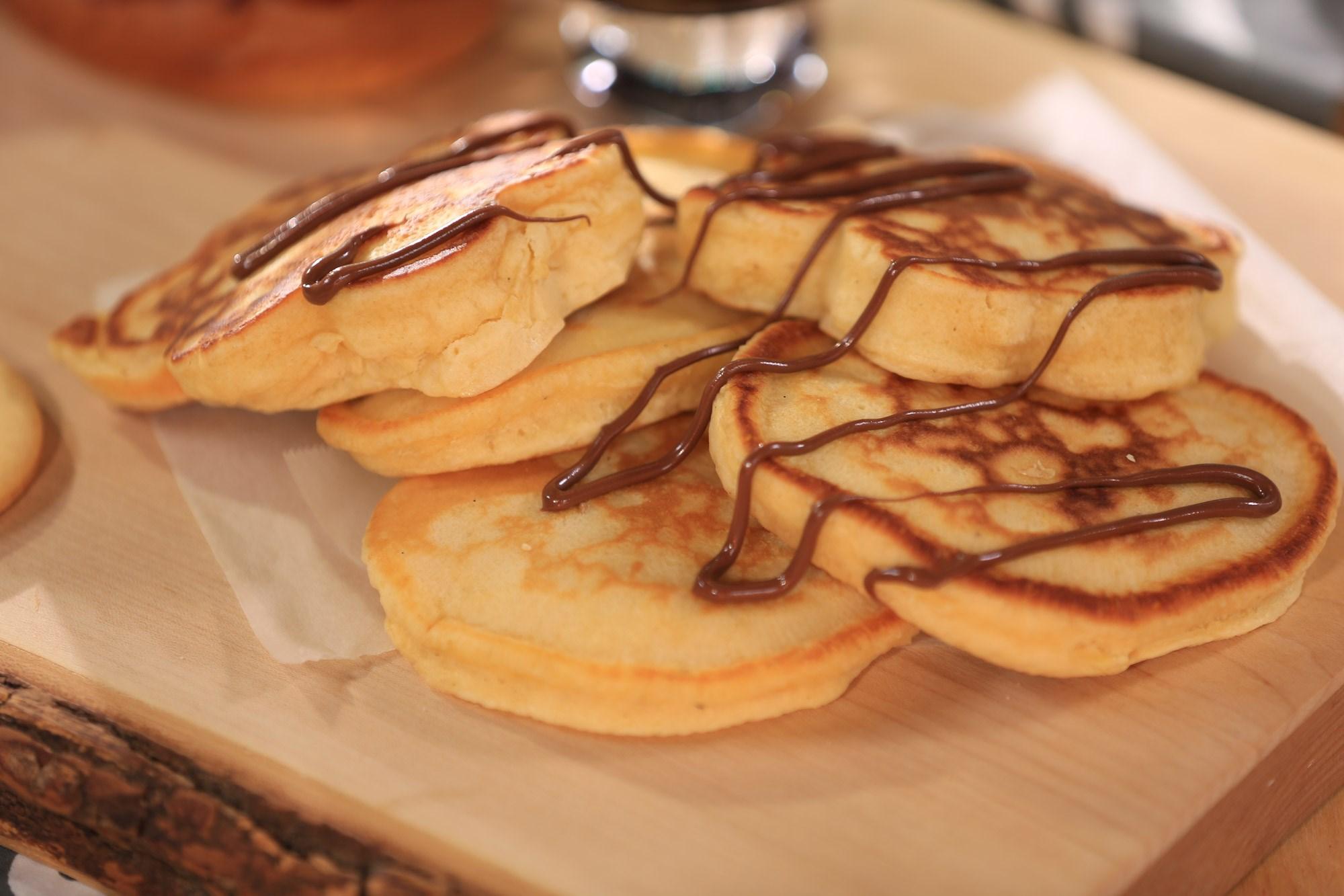 Pancake nasıl yapılır