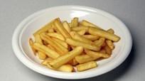 Patates Kızartma Ve Sos