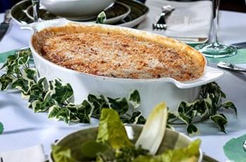 Patates Püresi Kaplı Balık Payı
