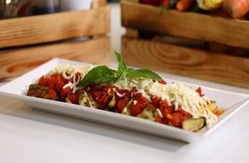 Patlıcan Margherita