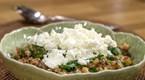 Patlıcan ve Kabaklı Salata