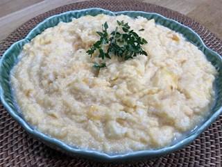 Peynirli Karnabahar Püresi
