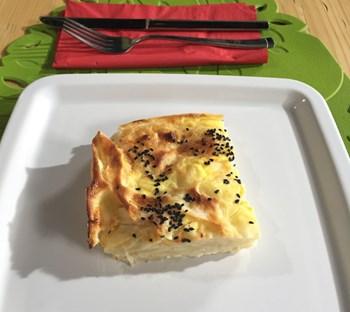 Peynirli Tepsi Böreği Tarifi