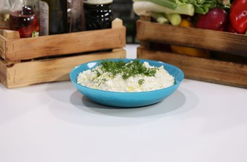 Pırasalı Pirinç Salatası Tarifi