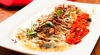Ispanaklı Ve Peynirli Piruhi Mantısı