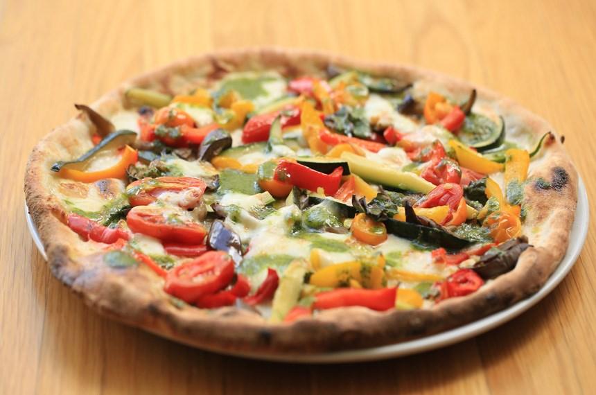 Pizza Colorato