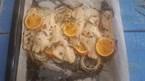 Portakallı Fırın Levrek Tarifi