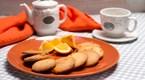 Portakallı ve Zencefilli Kurabiye