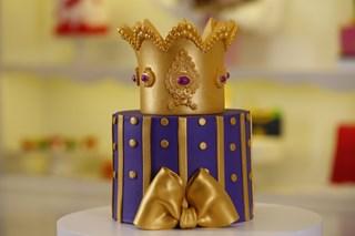 Prenses Tacı Pasta Tarifi