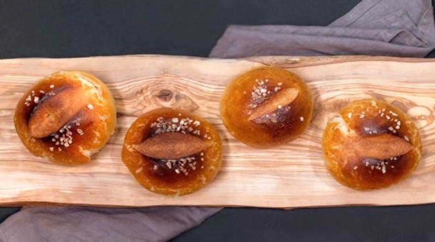 Pretzel Ekmekleri