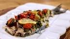 Provence Usulü Fırında Balık