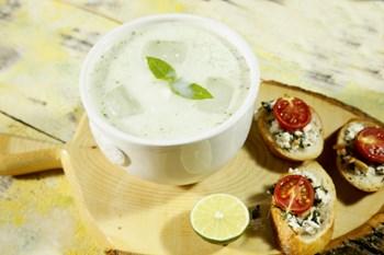 Salatalık Gazpaccio