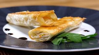 Sebzeli Çin Böreği Tarifi