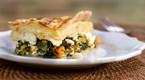 Sebzeli ve Sütlü Kolay Börek