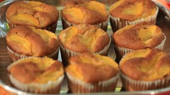 Şeftalili Muffin