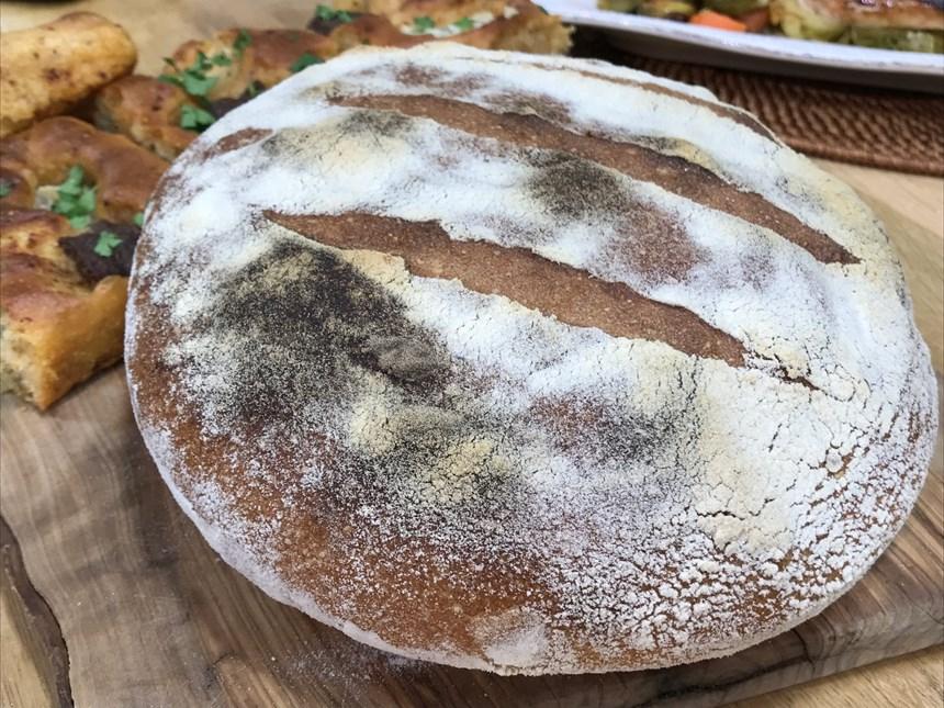 Siyez Unlu Ekşi Mayalı Ekmek