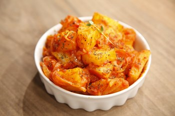 Soğanlı Patates Kavurması Tarifi