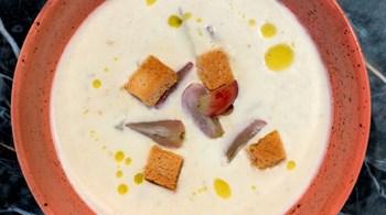 Soğuk Badem Çorbası