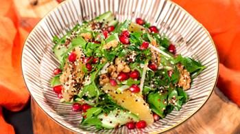 Sonbahar Salatası Tarifi