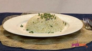 Susamlı Patlıcanlı Pilav Tarifi