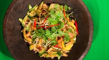 Thai Pirinç Salatasi