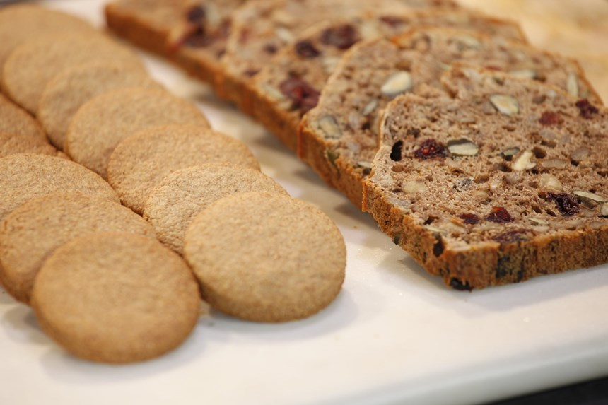 Kraker ekmeği tarifi